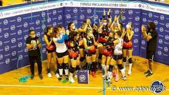 Asolo alza la Coppa Italia interprovinciale, le ragazze di coach Fornasiero fanno 7 su 7 e battono il Cappella Maggiore in un match apertissimo - Qdpnews