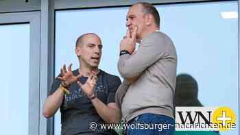 Schlaudraff eine Option als Nachwuchschef beim VfL Wolfsburg - Wolfsburger Nachrichten