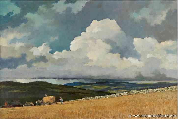 Albert York Trove Unveils Enigmatic American Artist At Freeman's