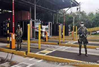 Ejército garantizó el 'Plan Retorno' en las vías del Tolima - Alerta Tolima