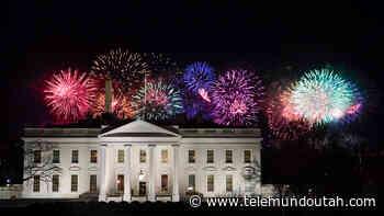 AP: Casa Blanca prepara festejo del 4 de julio y conmemorará el retorno a la normalidad tras la pandemia - Telemundo Utah