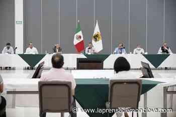 COAHUILA VA FIRME EN EL RETORNO A CLASES: MARS - La Prensa De Monclova