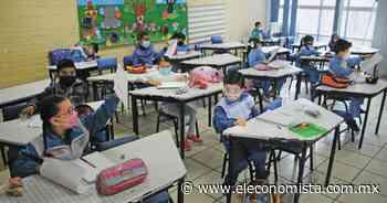 Temor a contagio por Covid-19, impide avance en el retorno a las aulas - El Economista