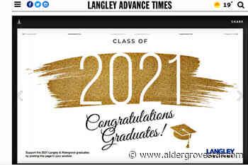 LETTER: Langley mom hopes to incite sign 'war' to send messages to grads – Aldergrove Star - Aldergrove Star