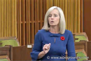 VIDEO: Cloverdale Langley City MP Tamara Jansen produced video opposing ban on conversion therapy – Aldergrove Star - Aldergrove Star
