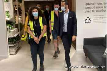 """Vluchtelinge Batoul (26) geniet van opleidingstraject bij IKEA: """"Ik ben niet naar België gekomen om niets te doen"""""""