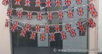 North Tyneside councillor speaks out after Union Jack bunting removal row