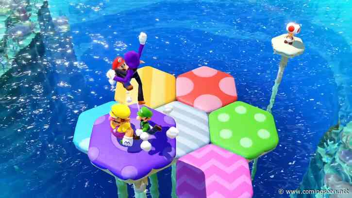 Mario Party Superstars Brings Back Classic Maps & Minigames