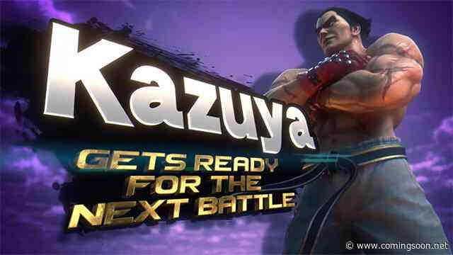 Tekken's Kazuya Is Super Smash Bros. Ultimate's Next DLC Fighter