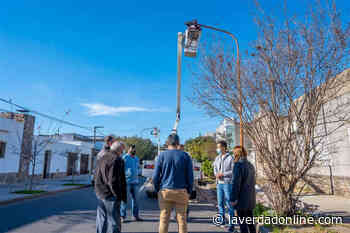 Barrio El Molino: Destacan el plan de reconversión lumínica - Diario La Verdad Junín