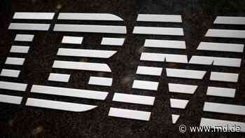 """Europas erster IBM-Quantencomputer steht in Deutschland - """"Wunderwerk der Technologie"""" - RND"""