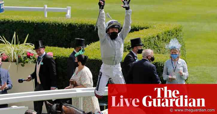 Royal Ascot 2021: day one – live!