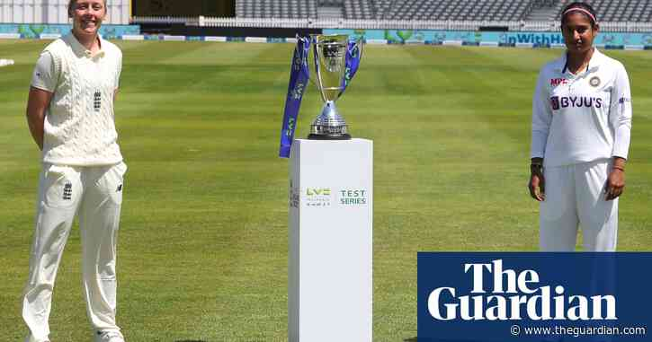 England Women forced to play India Test on used men's T20 cricket pitch