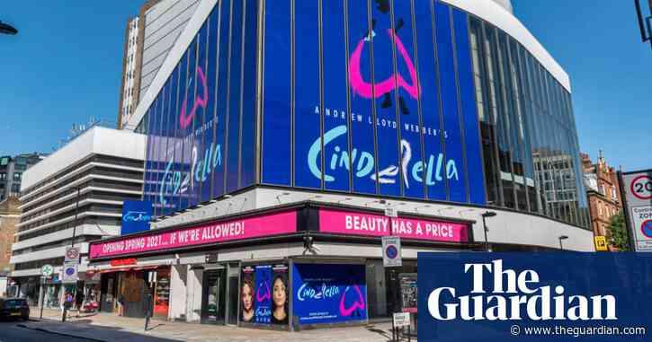 Lloyd Webber's Cinderella could go on despite lockdown extension, PM hints