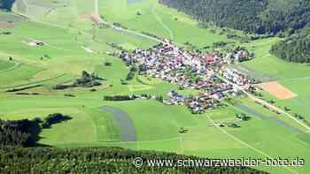 Blumberg braucht Bauplätze - Gebiet in Hondingen mit 15 Parzellen soll vorgezogen werden - Schwarzwälder Bote