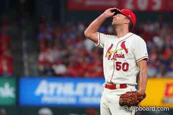 'I tried it': Cardinals' Adam Wainwright admits he used sticky substance - Flipboard