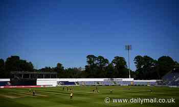ECB insist England's Twenty20 matches against Sri Lanka will go-ahead despite faulty floodlights