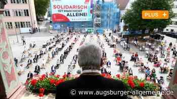 Die Demokratie in Ulm wird 75 - Bürger sollen mitmachen