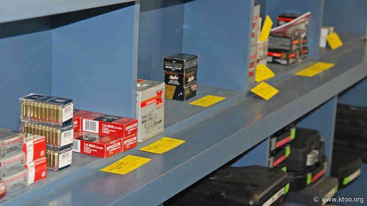 Ammo shortage leaves Alaska businesses shooting blanks
