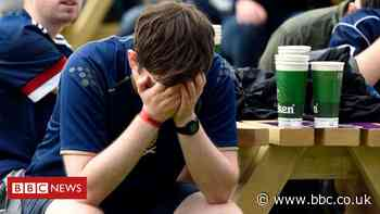 In pictures: Fans watch Scotland lose first match at Euro 2020