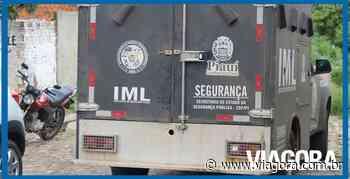 Homem é assassinado com vários tiros na cidade de Picos - Viagora
