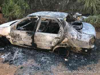 Homens encontrados carbonizados em carro no Orleans foram vítimas de emboscada, diz polícia - Banda B - Banda B