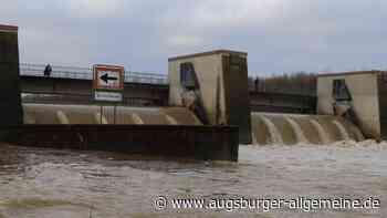 Das Dillinger Wasserkraftwerk an der Donau wird saniert - Augsburger Allgemeine