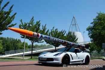 """Wommelgemnaar gaat voor wereldrecord raketbouw: """"Lanceren met kracht van 12 Formule 1-wagens"""""""
