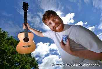 Wolverhampton singer songwriter releases England Euros song - expressandstar.com