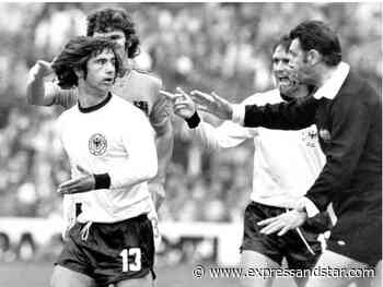 Watch used by Wolverhampton referee in 1974 World Cup Final sold for £4000 - expressandstar.com