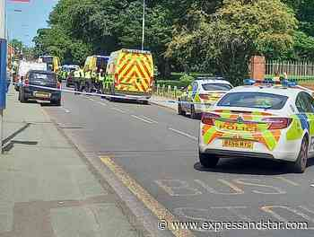 E-scooter rider injured in Wolverhampton crash fighting for his life after surgery - expressandstar.com