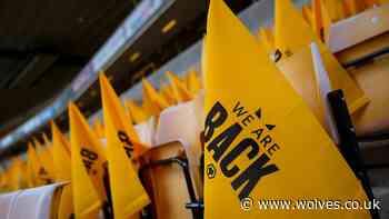 Prepare for Wolves' 2021/22 Premier League fixture release | Wolverhampton Wanderers FC - wolves.co.uk