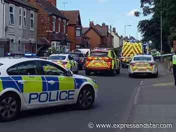 Air ambulance lands next to Wolverhampton road after 'serious collision' - expressandstar.com