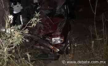 Conocido cantante Frías Show fue quien sufrió el accidente en Angostura; falleció su hijo - Debate