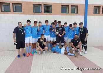 Campeón, el Poli Ejido gana al Sporting FS Almería y brinda por su primera Copa Federación (3-4) - Teleprensa periódico digital
