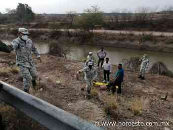 Un militar resultó herido al accidentarse en una motocicleta en el ejido Huizachito en Culiacán - Noroeste