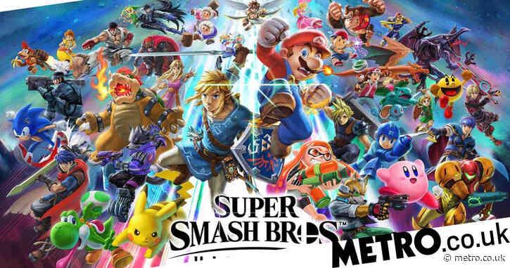 Super Smash Bros. Ultimate: penultimate DLC character is Kazuya from Tekken