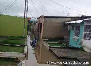 Habitantes de Güigüe piden limpieza de canal de drenaje pluvial para evitar nuevas anegaciones - El Carabobeño