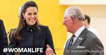A forma carinhosa como Kate Middleton trata príncipe Carlos - Diário Digital