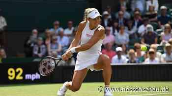 Tennisturnier: Bad Homburg wird zu Wimbledon | hessenschau.de | Mehr Sport - hessenschau.de