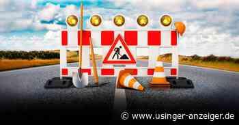 Zahlreiche Straßensperrungen in Bad Homburg - Usinger Anzeiger