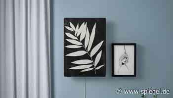 Symfonisk Rahmen: Ikea stellt Bilderrahmen-Lautsprecher vor