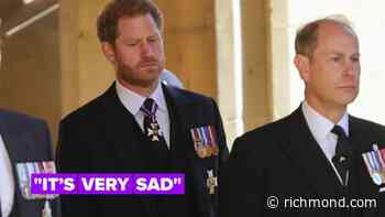 Prince Edward speaks out on Harry & Meghan - Richmond.com