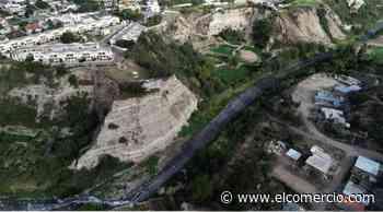 Ocho zonas de riesgo, a lo largo del río Monjas en Quito - El Comercio - El Comercio (Ecuador)