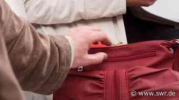 Taschendiebin in Kirchheimbolanden von Polizei festgenommen - SWR