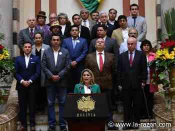 Huallpa afirma que había 'minigabinete' de decisiones entre Áñez, Murillo, López y Núñez - La Razón (Bolivia)