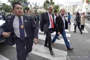 Bolivia.- Bolivia avanza que pedirá la extradición de Murillo una vez cumpla la pena que se le imponga en EEUU - www.notimerica.com