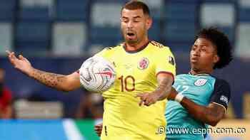 Cardona, Murillo y Muñoz, aprobados en su estreno como titulares en Colombia - ESPN