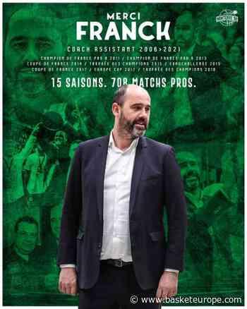 L'assistant-coach Franck Le Goff quitte Nanterre - BasketEurope.com