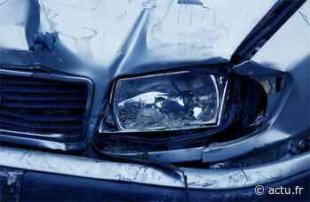 Nanterre. Cinq personnes blessées dans un accident de voiture et de scooters - actu.fr